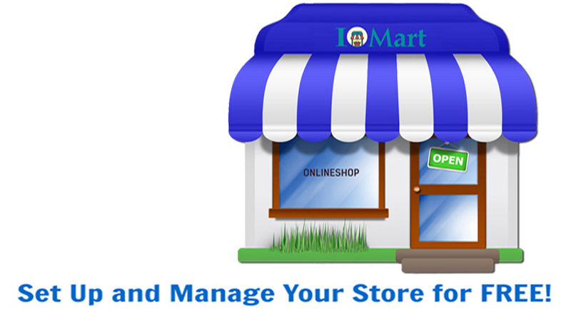 Manage your own store